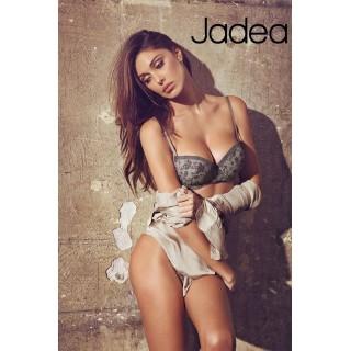 Jadea Coordinato Reggiseno Balconcino+brasiliana a fantasia ART.4752
